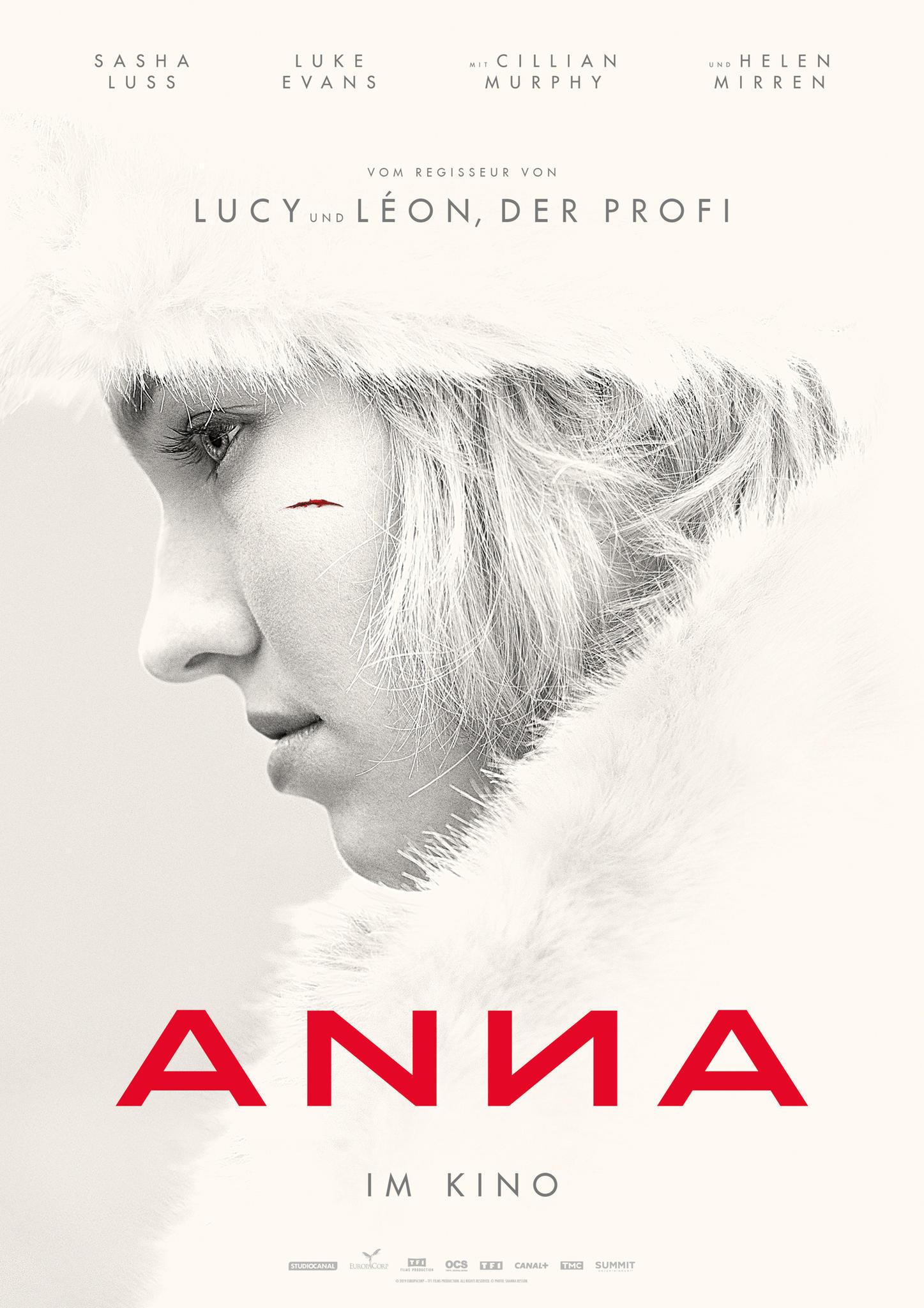 """Sasha Luss in der Hauptrolle der Anna Poliatova in """"ANNA"""""""