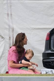 Herzogin Catherine und ihre Kinder