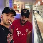 """Bill und Tom Kaulitz steigen in Las Vegas im """"Hard Rock Hotel & Casino"""" ab."""