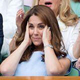 Die Nerven liegen bei Herzogin Catherine endgültig blank.
