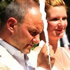 Frank Rosinund seine Frau Claudia haben sich getrennt.