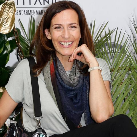 Schauspielerin Ulrike Frank.