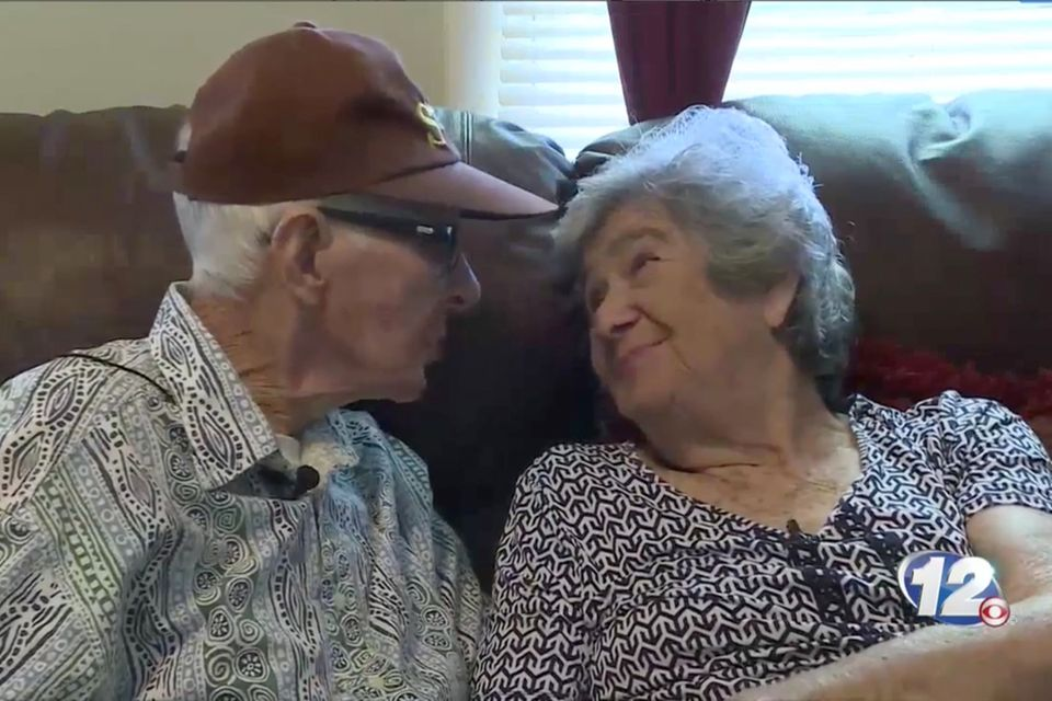 Herbert und Marilyn Frances Delaigle