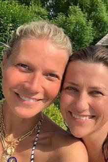 Gwyneth Paltrow und Prinzessin Märtha Louise