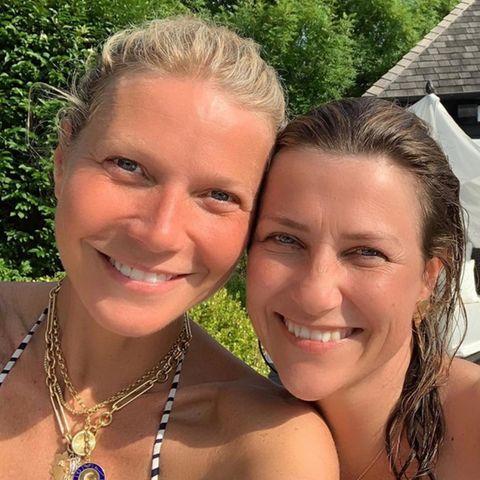 Gwyneth Paltrow und Prinzessin Märtha Louise