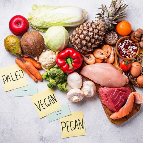 Pegane Ernährung