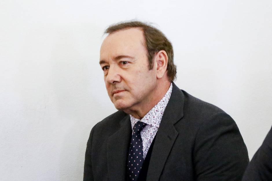 Kevin Spacey: Anklage wegen sexueller Nötigung fallen gelassen