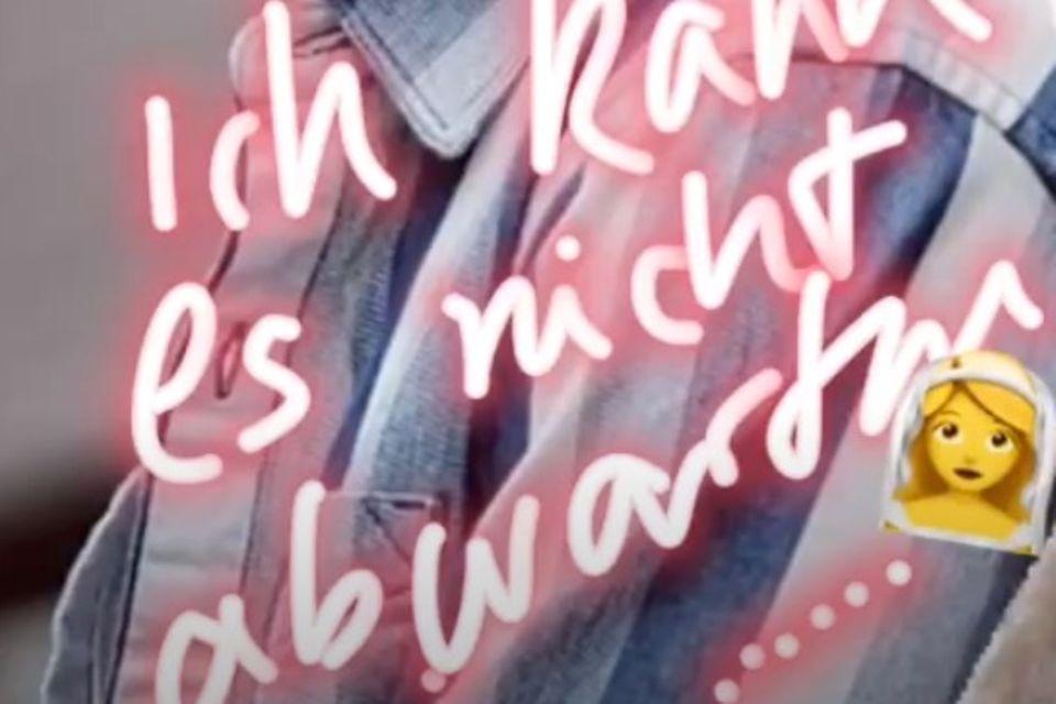 Heidi Klum postet ein Foto von Tom Kaulitz