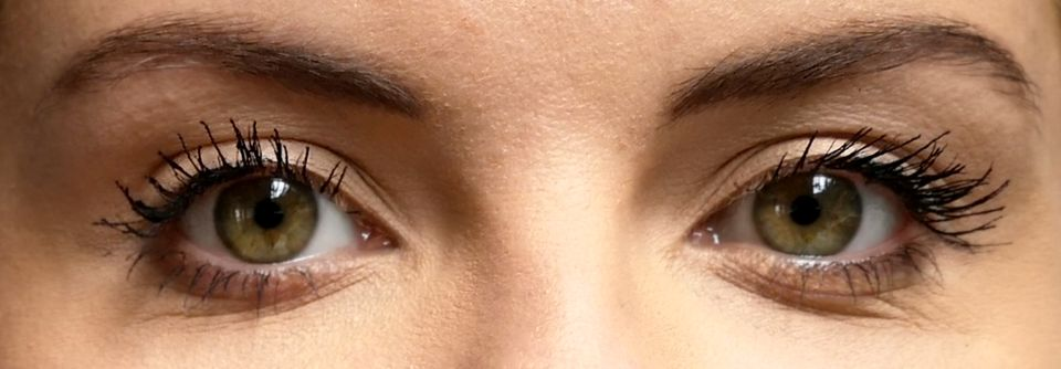 Mascara-Test, Sonia, Clinique, Augen, Wimpern