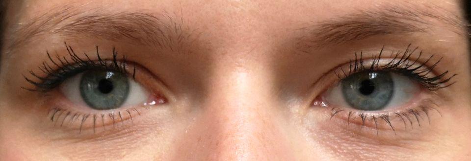 Mascara-Test, Mareike, Augen, Wimpern