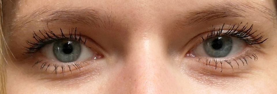 Mascara-Test, Mareike, Yves Saint Laurent, Augen, Wimpern