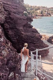 Ob mit Freunden oder allein - Urlaube an den schönsten Plätzen der Welt gehören zu dem Leben von Olympia. Sie liebt es, die Welt zu bereisen.