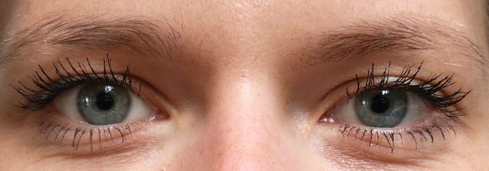 Mascara-Test, Mareike, Lancôme, Augen, Wimpern