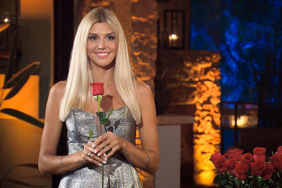 Die Bachelorette 2019: Gerda Lewis bei der Nacht der Rosen