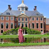 Prinzessin Ariane und ihre Eltern König Willem-Alexander und Königin Máxima