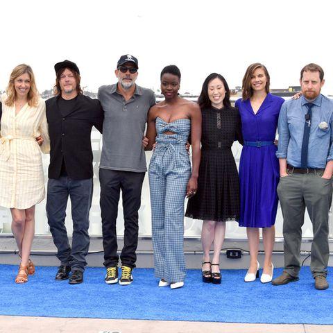 """""""The Walking Dead""""-Cast"""