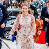 Die 17- jährige Kronprinzessin scheint sich zu einer wahren Style-Queen zu entwickeln.