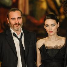 Joaquin Phoenix + Rooney Mara