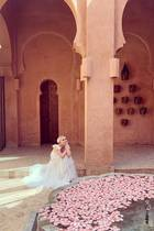 Absolut märchenhaft sieht Kitty Spencer in ihrem Urlaub in Marrakesch aus.