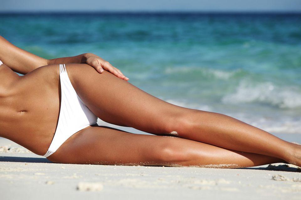 Was ist die richtige Enthaarungsmethode, um die Bikinizone zu frisieren?