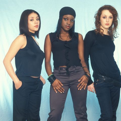 Sugababes: Mutya Buena, Keisha Buchanan, Siobhán Donaghy
