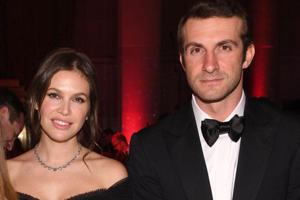 Dasha Zhukova und Stavros Niarchos