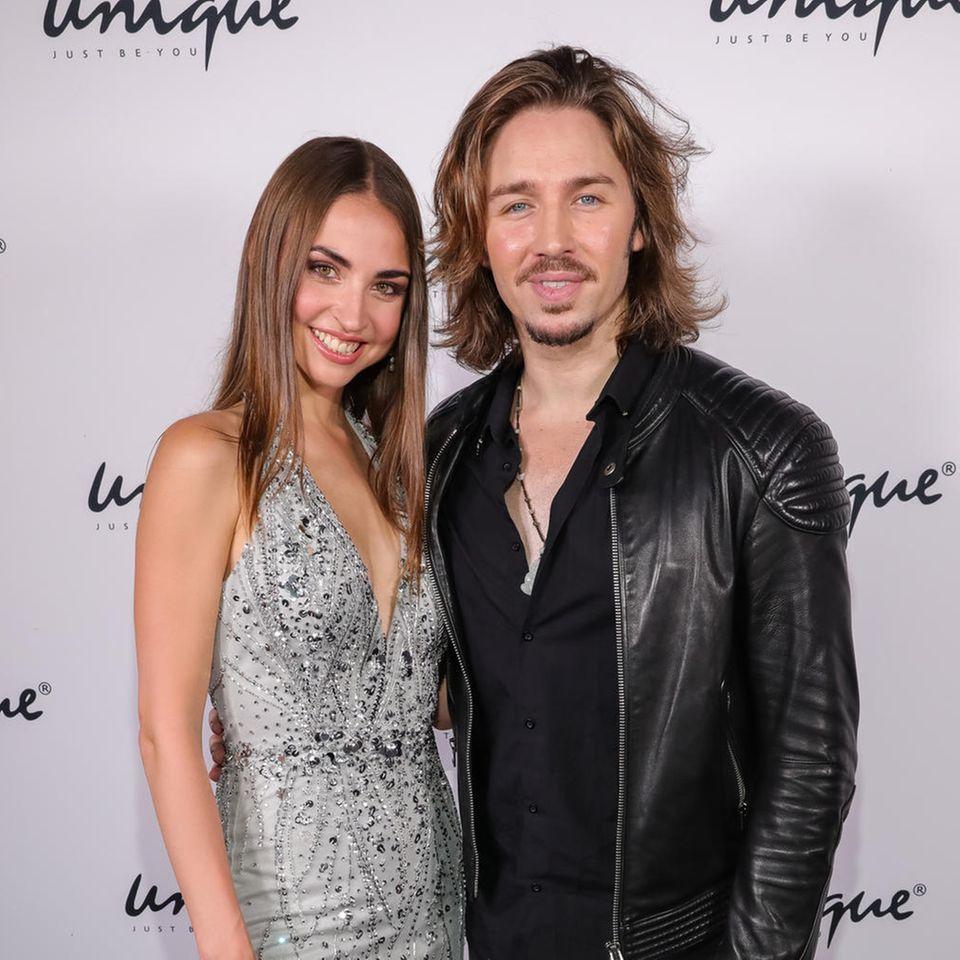 Ekaterina Leonova und Gil Ofarim
