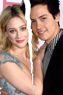 Lili Reinhart + Cole Sprouse