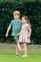 Prinz George + Prinzessin Charlotte