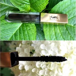 Mascara-Test, Yves Saint Laurent, Produkt, Bürste