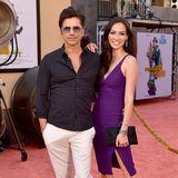 """John Stamos und Caitlin McHugh haben Söhnchen Billy zuhause gelassen um die Premiere von """"Once Upon A Time in Hollywood"""" zu feiern."""