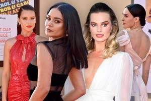 Adriana Lima, Vanessa Hudgens, Margot Robbie, Rumer Willis