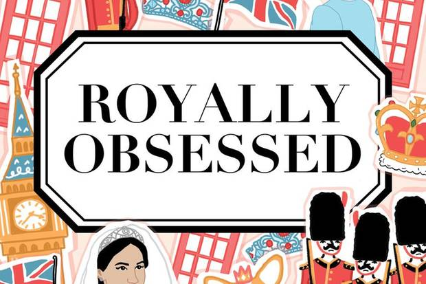 Kaitlin Menza und Lisa Ryan - Royally Obsessed