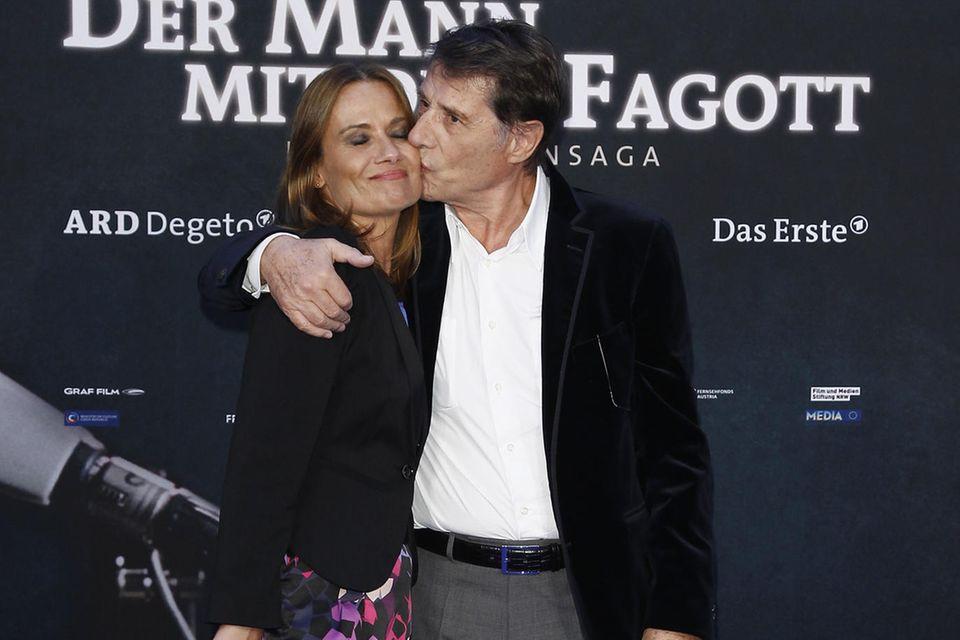 Jenny Jürgens und Udo Jürgens (†)
