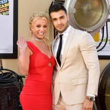 Britney Spears undSam Asghari