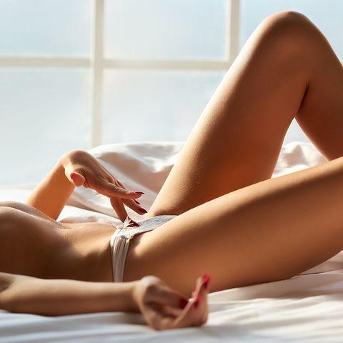 Deutsche Frauen nutzen Selbstbefriedigung zum Stressabbau.