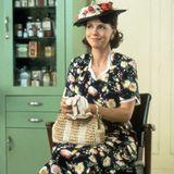 """Sally Field spielt Forrest Gumps Mutter Mrs. Gump. Ihren Durchbruch feiert die Schauspielerin bereits Ende der 70er-Jahre. Für ihre Rolle in """"Norma Rae - Eine Frau steht ihren Mann"""" bekommt sie den Oscar als beste Hauptdarstellerin. Einen zweiten Goldjungen erhält sie 1985 für """"Ein Platz im Herzen"""", ebenfalls als beste Hauptdarstellerin."""