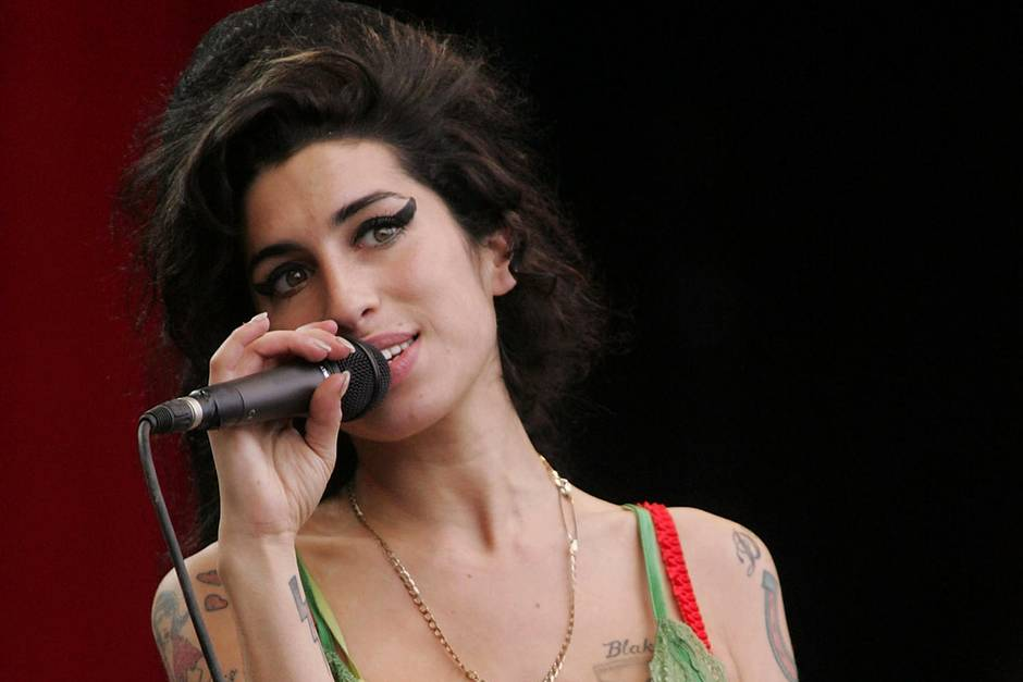Amy Winehouse (†)
