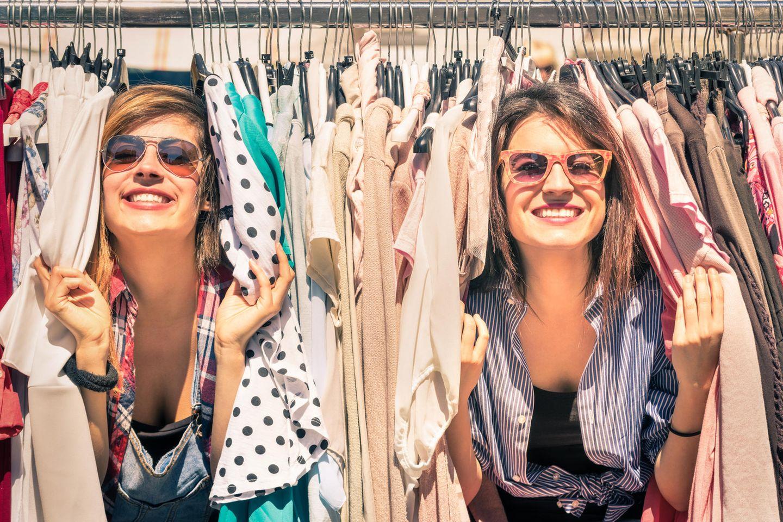Gebrauchte Kleidung: 5 Ideen, wie Sie Ihre Klamotten loswerden