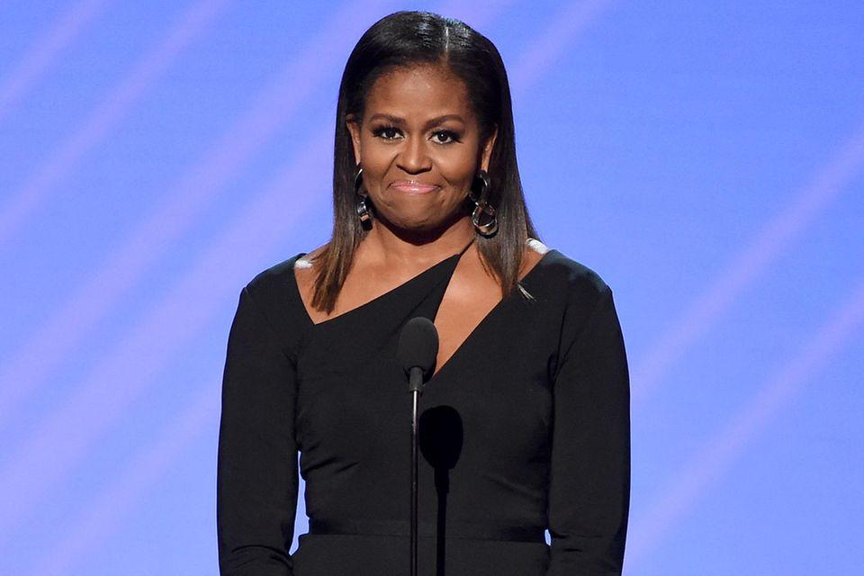 Anna Wintour ist großer Fan der ehemaligen First Lady, Michelle Obama.