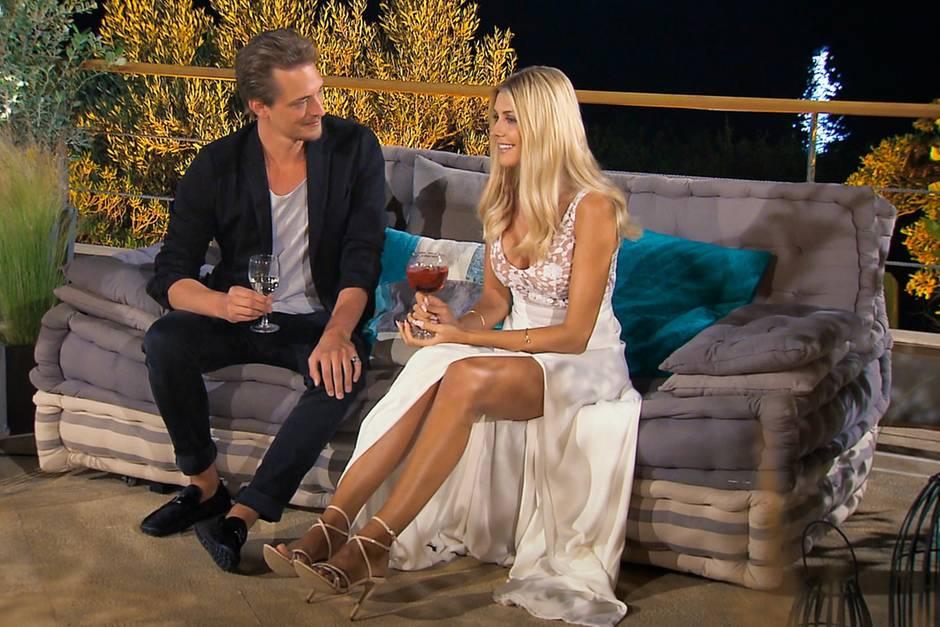 """Fabio und Gerda scheinen zueinander zu passen bei """"Die Bachelorette"""""""