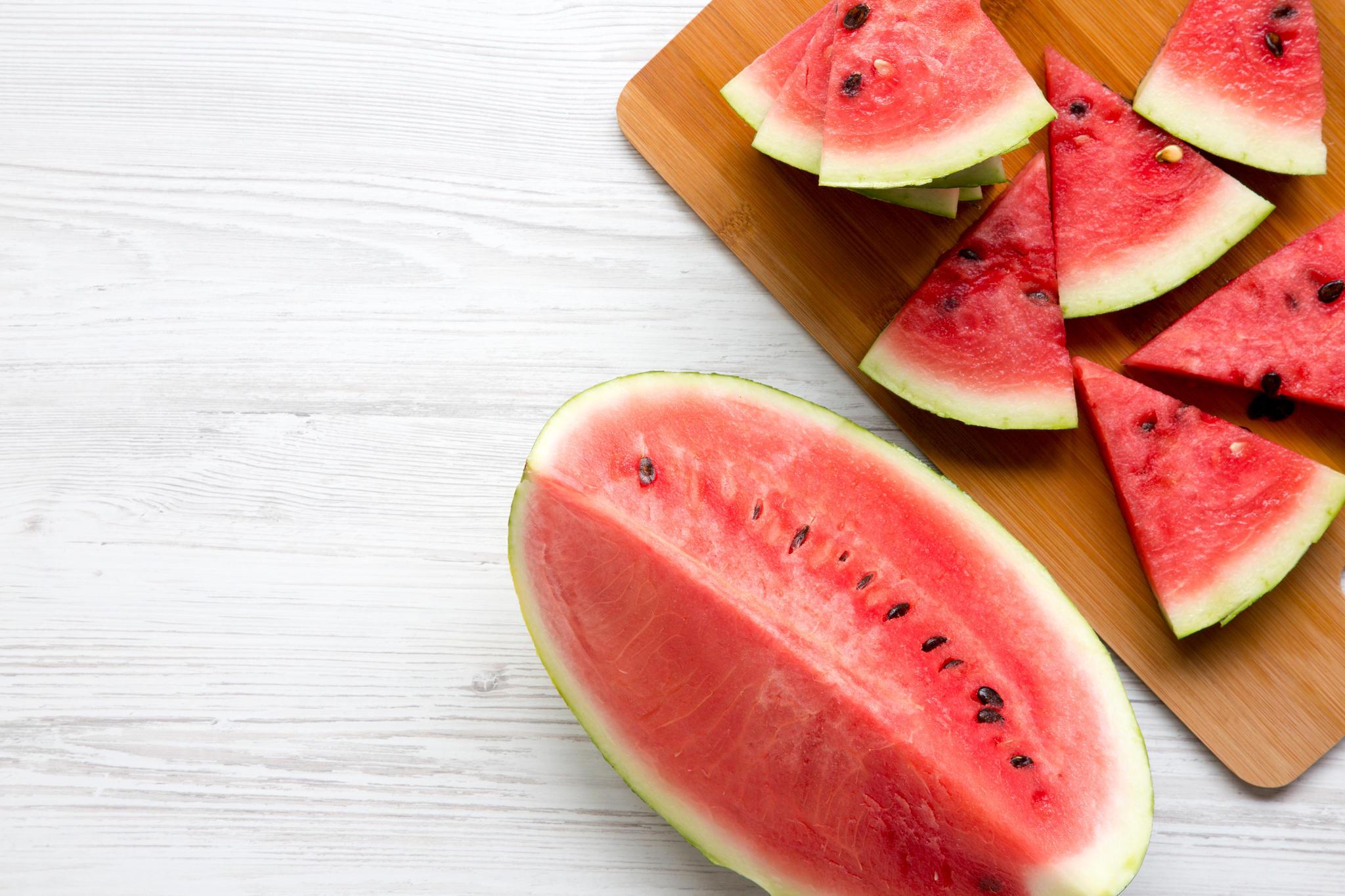 Melonen helfen beim Abnehmen