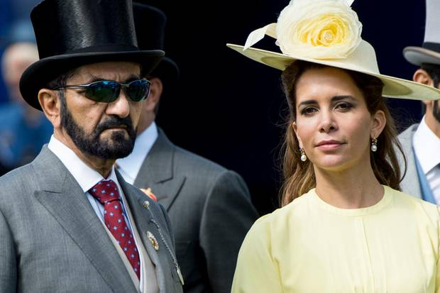 Prinzessin Haya von Jordanien sucht Schutz wegen Zwangsehe