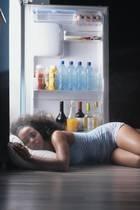 Bei großer Hitze würden wir am liebsten im Kühlschrank schlafen.
