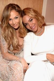 Jennifer Lopez, Beyoncé Knowles