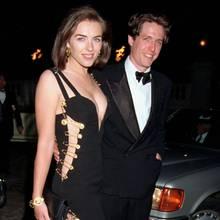 Liz Hurley + Hugh Grant