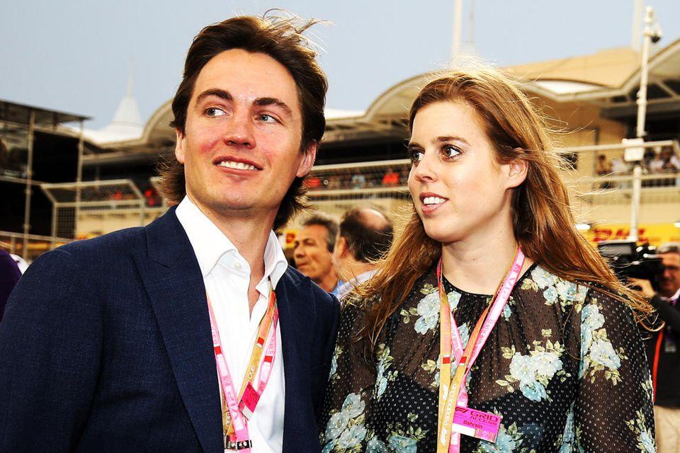 Edoardo Mapelli Mozzi + Prinzessin Beatrice