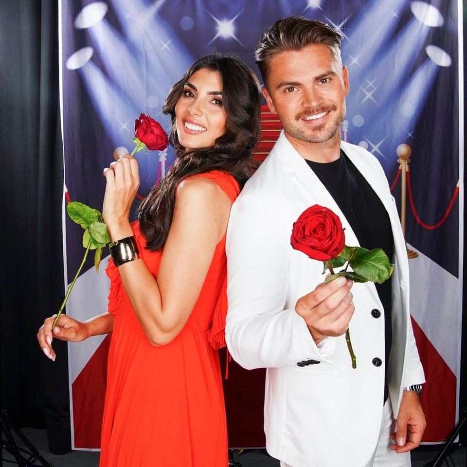 Yeliz Koc und Johannes Haller
