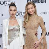 Von den Fashion Weeks, Magazin-Covers und aus den Kampagnen sind Bella und Gigi nicht mehr wegzudenken. Sie jetten durch die Welt, zeigen sich auf den roten Teppichen und verkehren in den gleichen Kreisen wie das Who-is-Who des Show-Business.