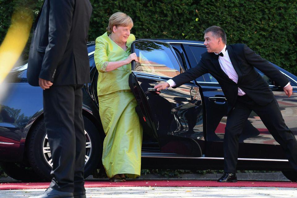 Die Bayreuther Festspiele öffnen wieder ihre Tore und Angela Merkel zählt zu den prominenten Gästen der Eröffnungsfeier.